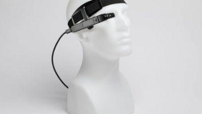 """Obrázek: Minipočítač s Windows si můžete """"obléct"""", stačí si nasadit brýle pro rozšířenou realitu"""