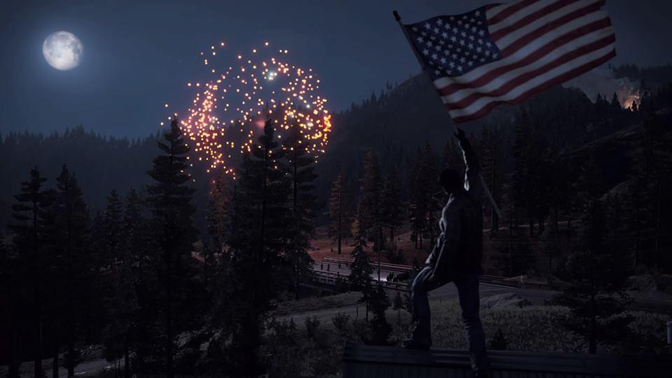 Obrázek: Far Cry 5 je plné akce: Svět s nádhernou grafikou přináší moře zábavy