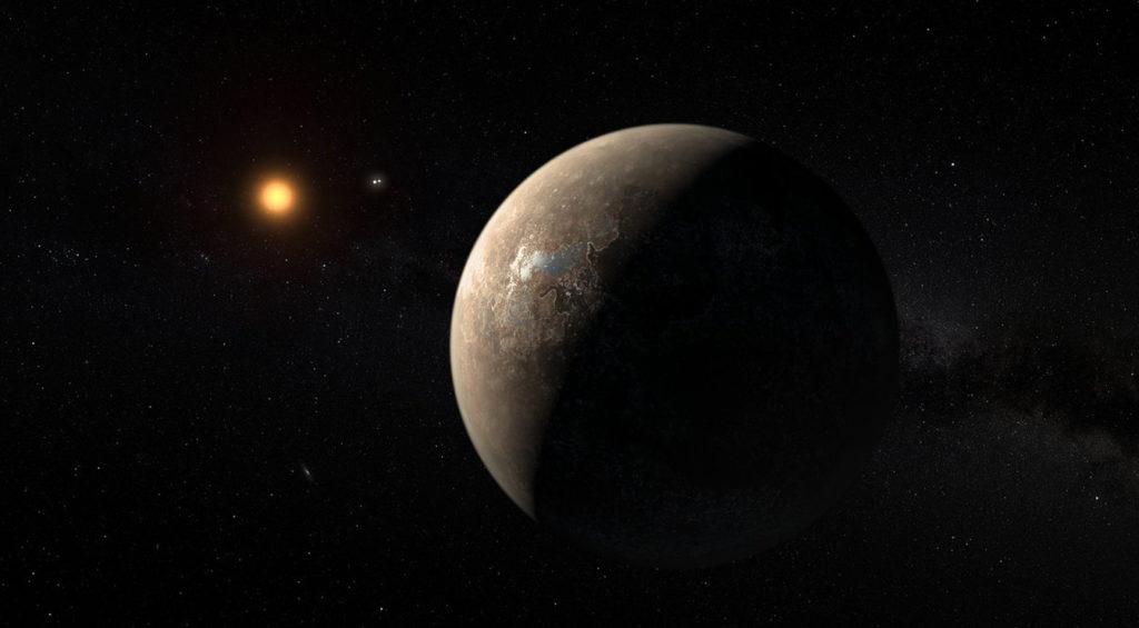 Obrázek: Superzemě na obzoru: Sonda Kepler nalezla místo s potenciálem pro vznik života