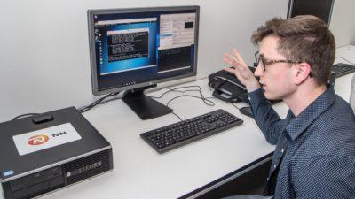 Obrázek: ČVUT otevřela Laboratoř etického hackování. Studenti se naučí systémy bránit i napadat