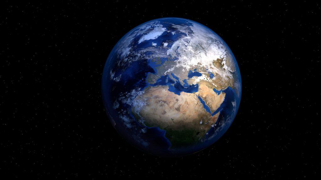 """Obrázek: Meteorit nesoucí diamanty pochází """"ze ztracené planety"""""""