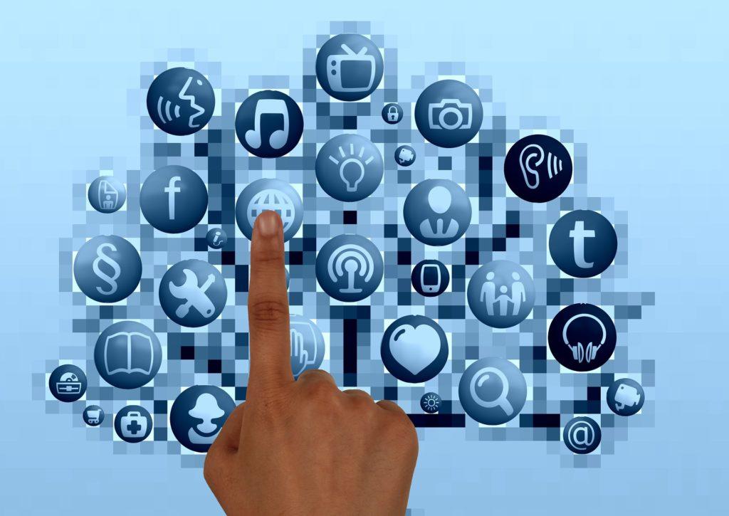 Obrázek: Sociální sítě světem budoucnosti: jsou chytré i děsivé