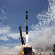 Obrázek: Další soupeř v nových vesmírných závodech: Rocket Lab se chystá do kosmu