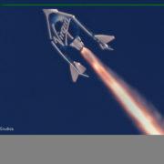 Obrázek: VSS Unity od Virgin Galactic chce zahájit éru kosmické turistiky