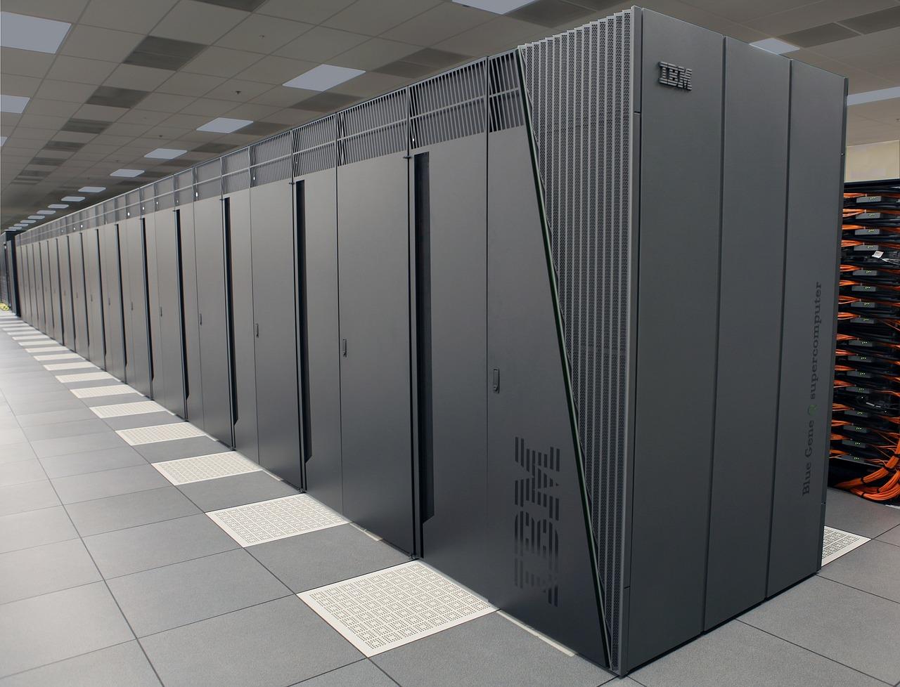Obrázek: Superpočítače proti koronaviru: Jak technologie pomáhají proti pandemii