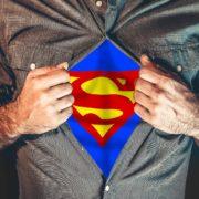 Obrázek: Vyzařujte z očí lasery téměř jako Superman, láká studie britských vědců.