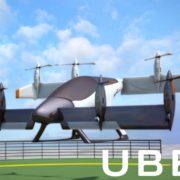 Obrázek: Uber chystá létající taxi, helikoptéry vyrobí letečtí inženýři