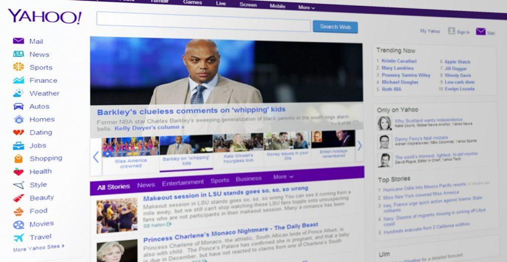 Obrázek: Yahoo!: Příběh plný špatných rozhodnutí