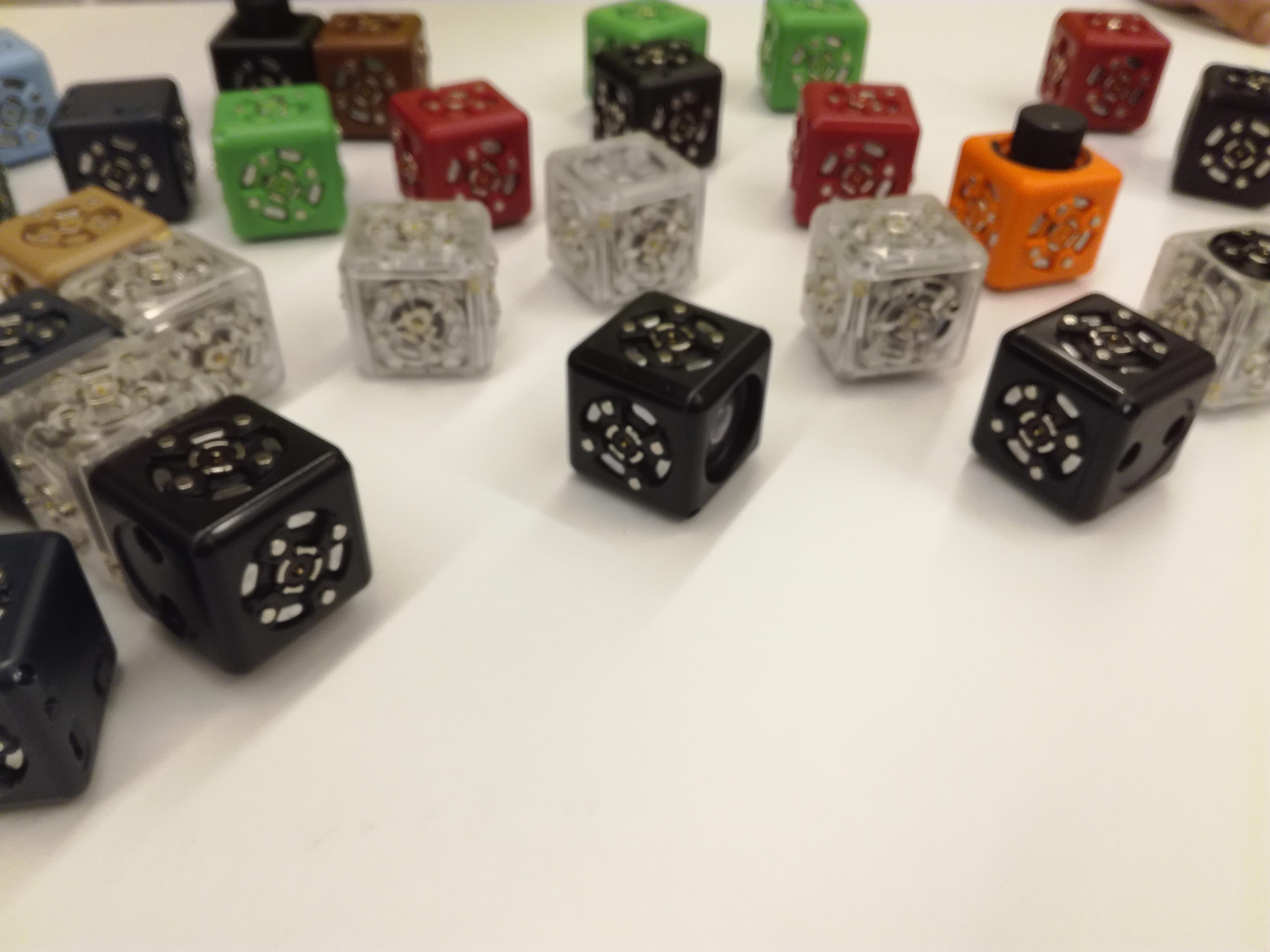 Obrázek: Cubelets mají potenciál pro vzdělávání dětí, cena je však extrémní
