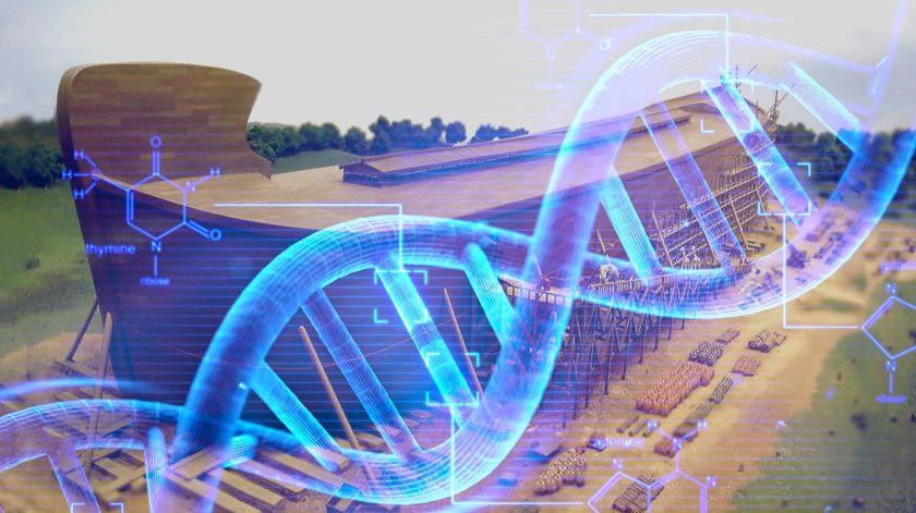 Obrázek: Noemova archa realitou: Vědci přečtou DNA všech zvířat a rostlin na Zemi