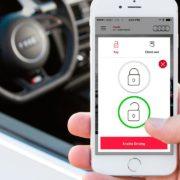 Obrázek: Odemykání auta smartphonem je stále častější, vznikl proto nový standard