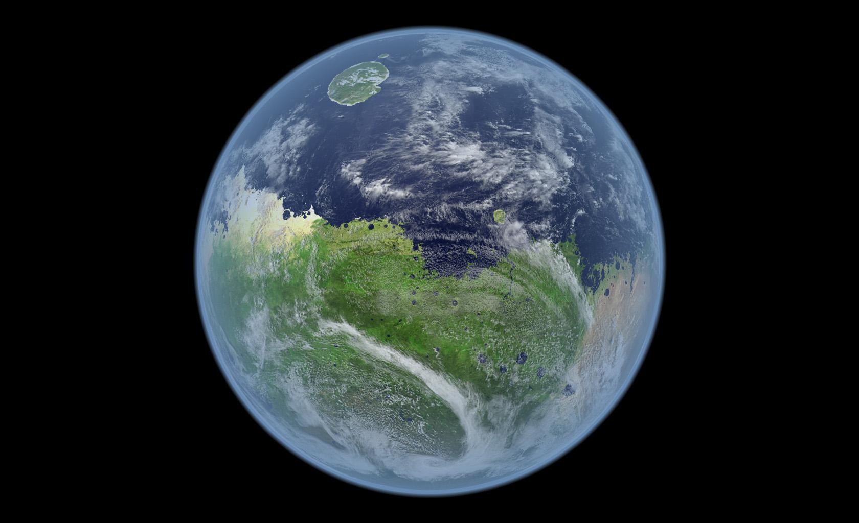 Obrázek: Na Marsu je dostatek kyslíku pro život, tvrdí vědci a začínají hledat pod povrchem