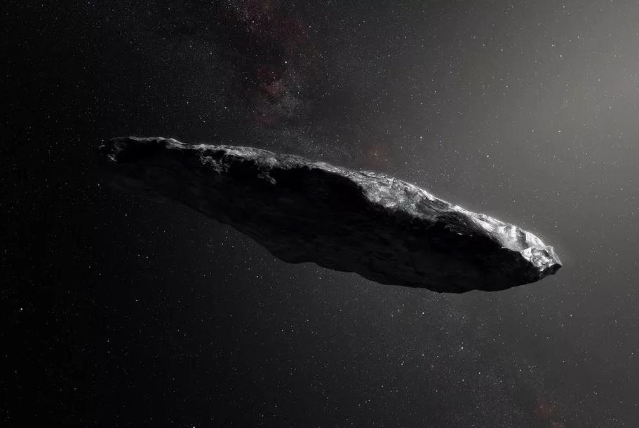 Obrázek: Neznámý zrychlující objekt matoucí vědce je kometa, potvrzuje studie