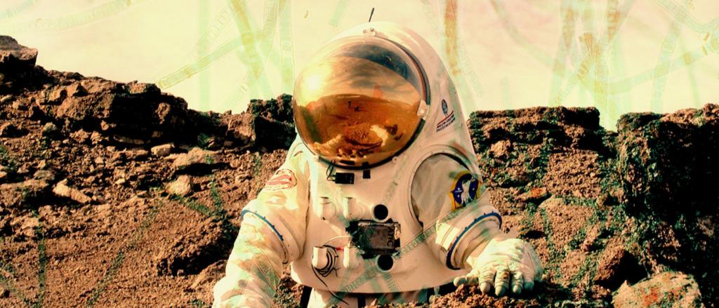 Obrázek: Jak získat vzduch na Marsu? Bakterie z hlubin oceánu umí vyrábět kyslík
