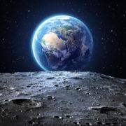 Obrázek: Den míval jen 18 hodin, za prodlužování může postupné vzdalování Měsíce od Země