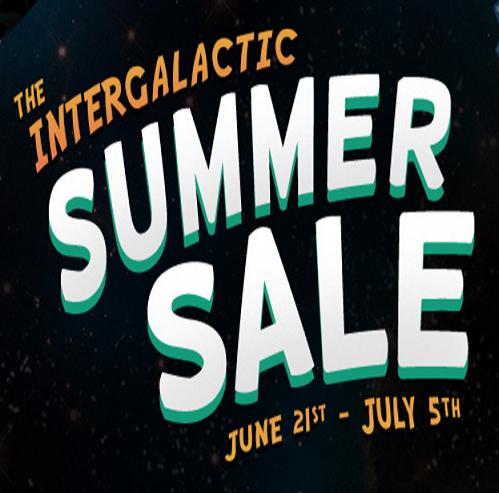Obrázek: Letní výprodej na Steamu: tipy na zajímavé hry ve velké slevě