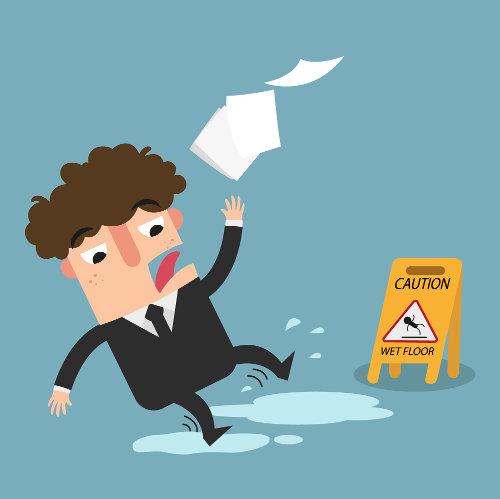 Obrázek: Úraz mimo pracovní dobu či mimo pracoviště. Kdy jde o pracovní úraz?