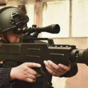 Obrázek: Zbraň čínské armády dokáže v tichosti zapálit nepřátele na kilometr daleko