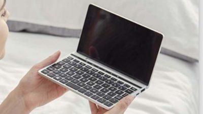 Obrázek: Kapesní notebook? Počítač s opravdu miniaturními rozměry nahradí běžný PC