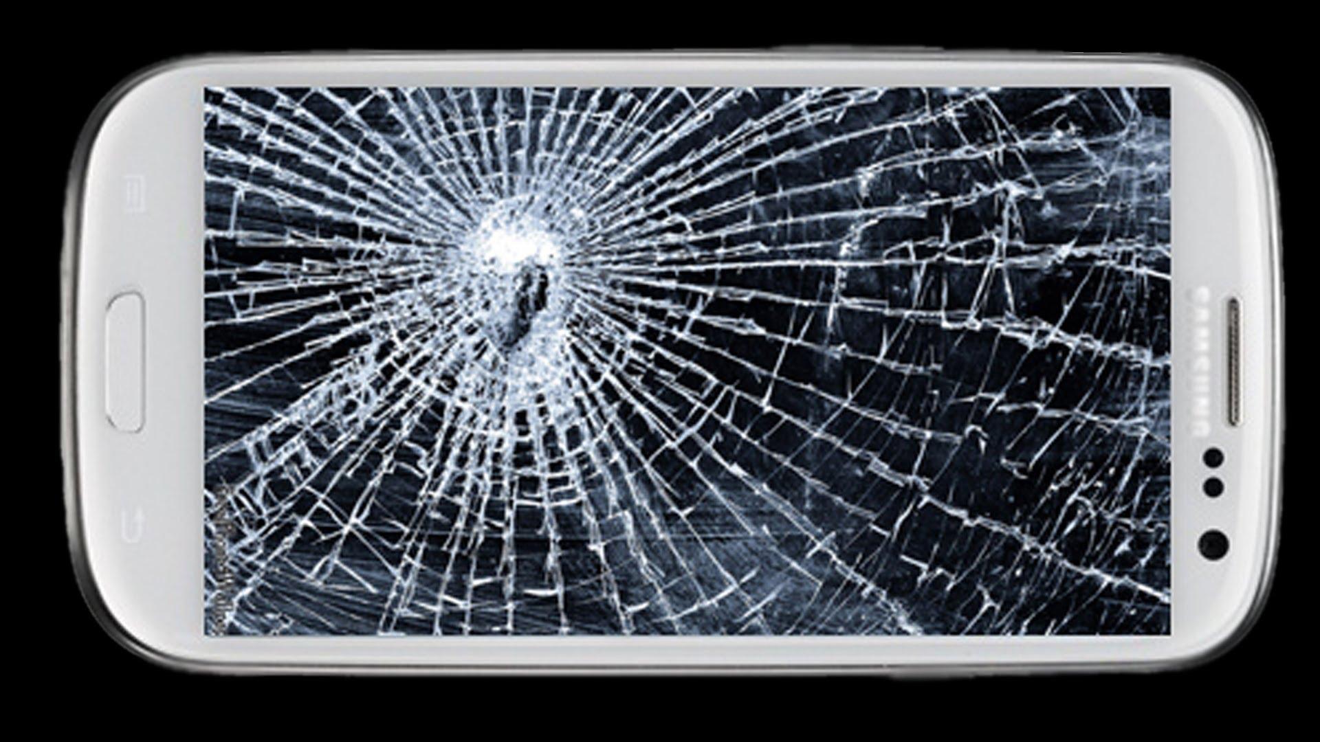 Obrázek: Prasklé sklo smartphonu bude díky novince méně časté