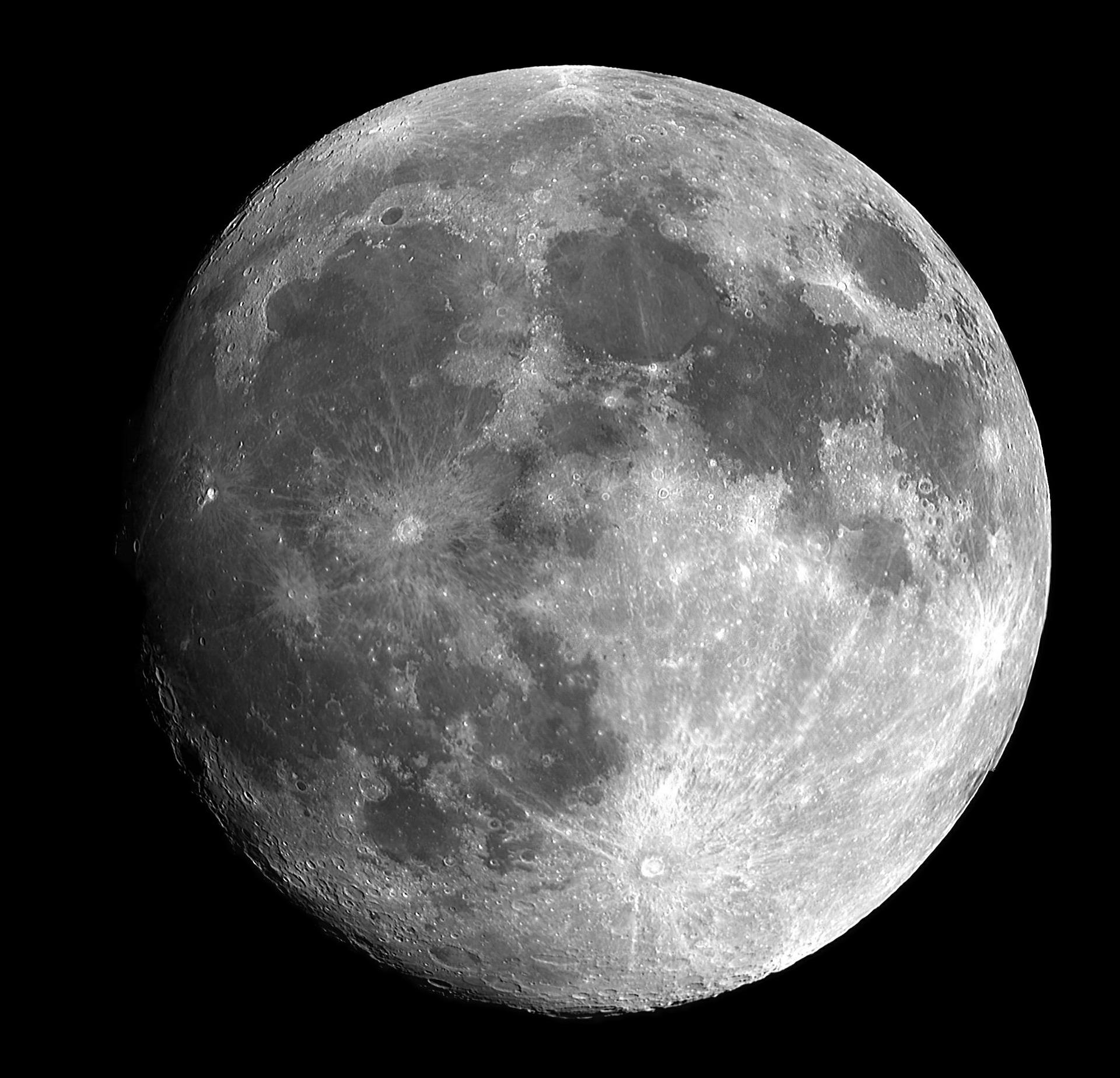 Obrázek: Izraelský lunární modul přistane na Měsíci, financovala jej soukromá společnost. Je Luna opět lukrativní?