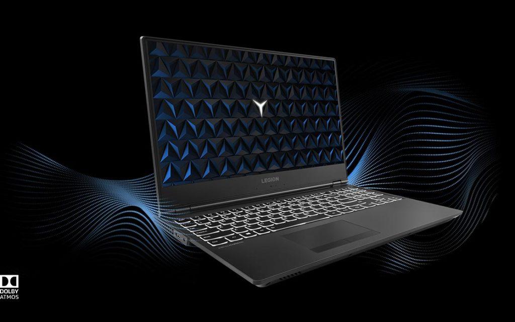 Obrázek: Lenovo dospělo. Hráčům nabízí střízlivý design a elegantní křivky