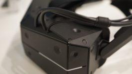 Obrázek: Nejlepší virtuální realita současnosti sleduje pohyb očí uvnitř brýlí