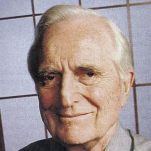 Obrázek: Neznámí velikáni: Douglas C. Engelbart sestrojil první počítačovou myš na světě