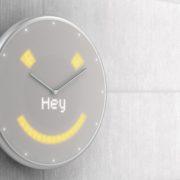 Obrázek: Chytré nástěnné hodiny Glance Clock - nekoukejte pořád do telefonu, hodiny vás upozorní na vše