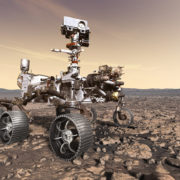 Obrázek: Supersonický padák NASA trhá rekordy, Mars rover dopraví na rudou planetu
