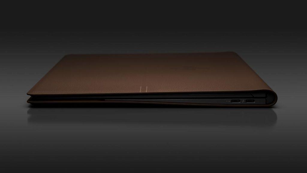 Obrázek: Kožený laptop pro fajnšmekry: HP usiluje o nový vzhled, ale má to smysl?