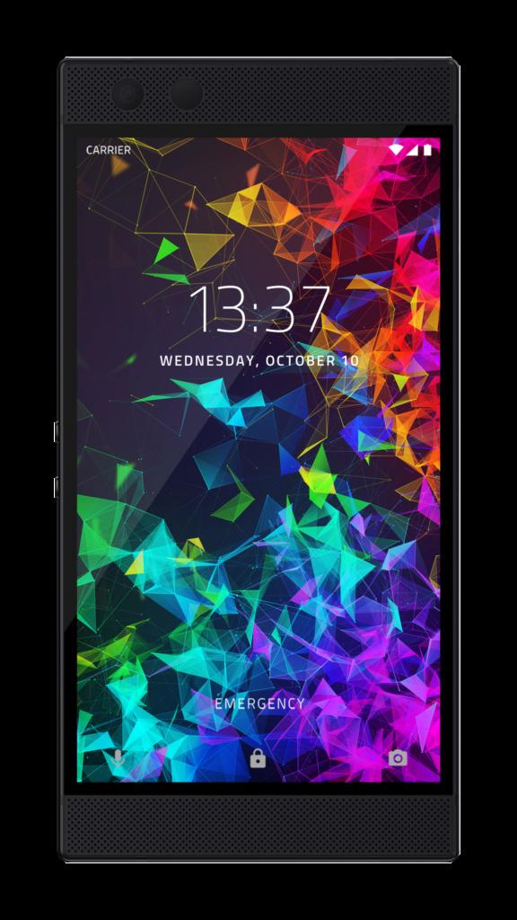 Obrázek: Razer představil svůj druhý smartphone. Je to herní bestie s několika vadami