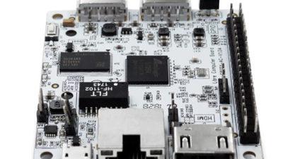 Obrázek: Extrémně levný počítač je velký jako kreditní karta, stojí jen pár stovek