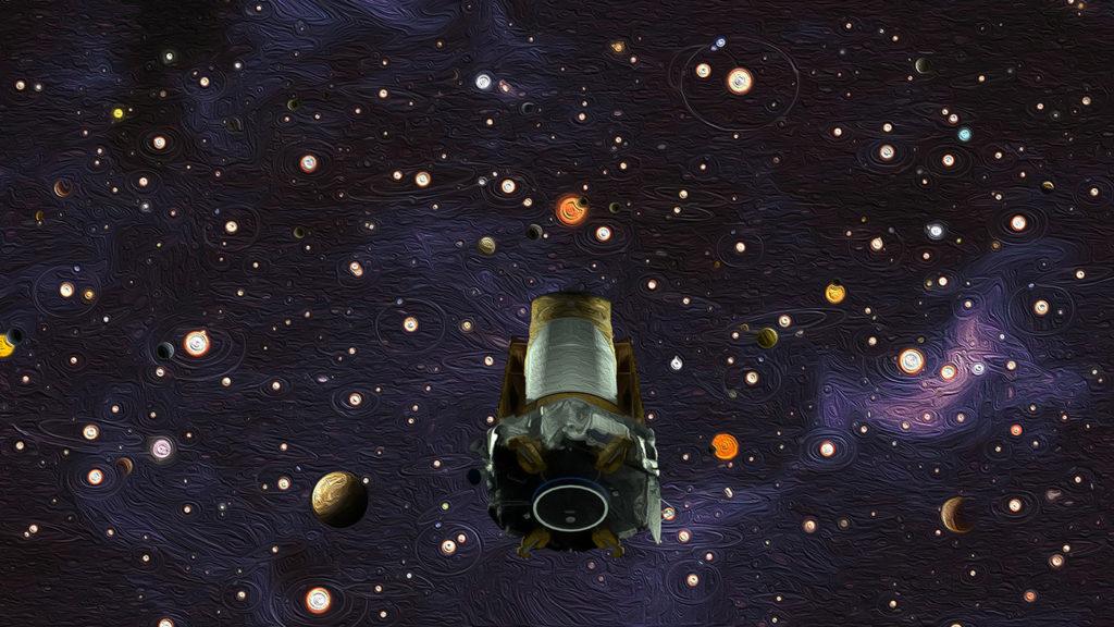 Obrázek: Planeta podobná Zemi vobyvatelné zóně: Vědci odhalili překvapení ve starých datech z Keplerova dalekohledu