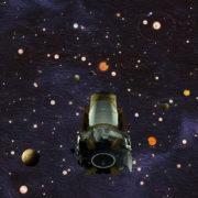 Obrázek: Konec legendy: NASA dala sbohem Keplerovu vesmírnému dalekohledu, došlo mu palivo