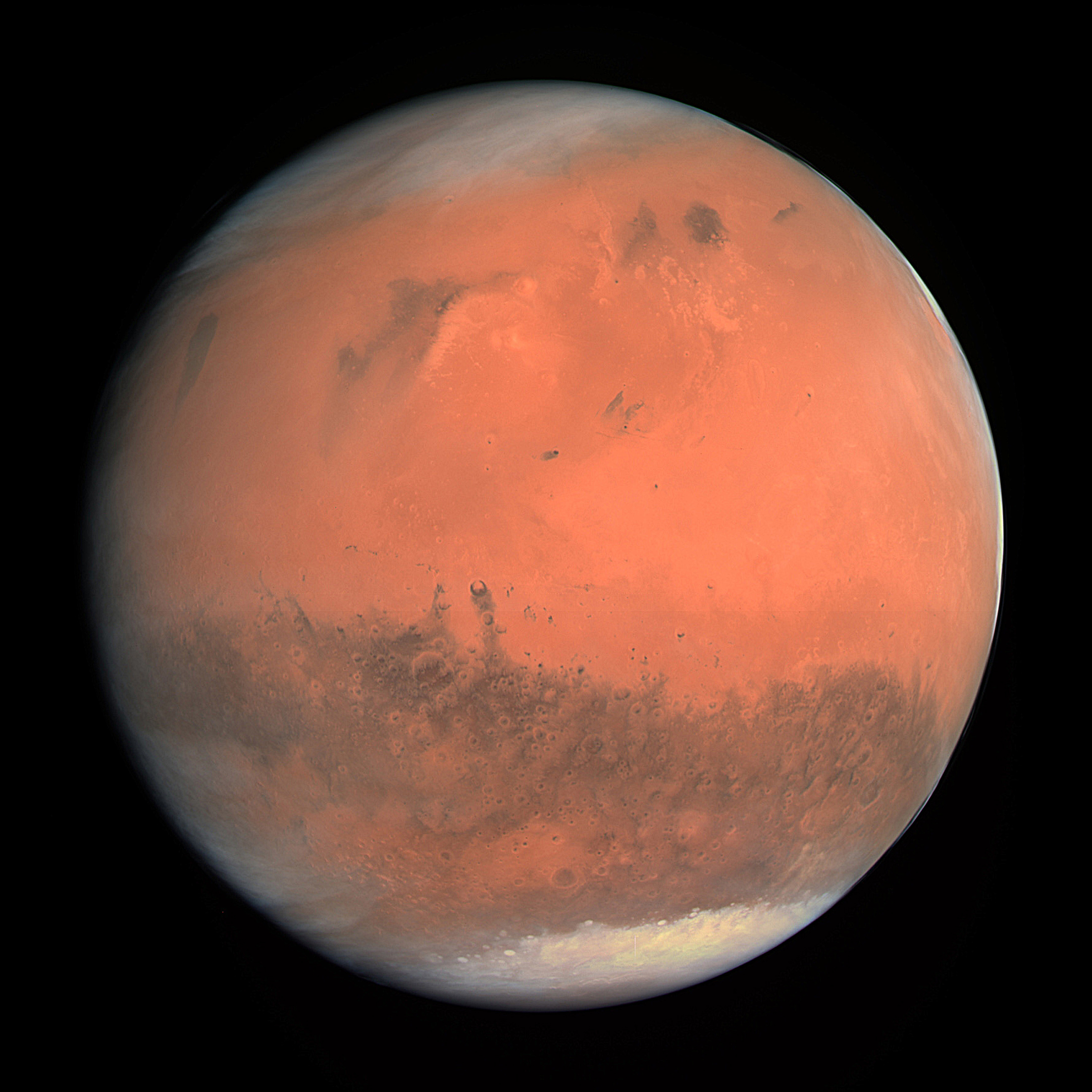 Obrázek: Přes vesmír do hlubin. NASA hledá život v prastarých oceánech