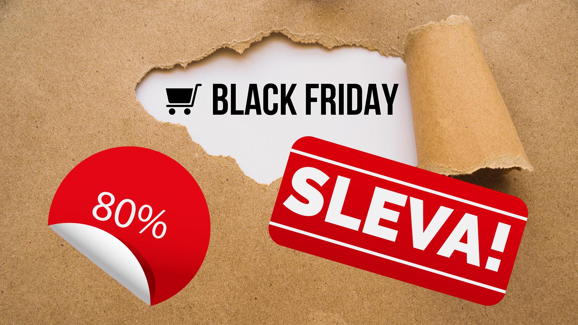 Obrázek: Pozor na Black Friday: Proč lžou české e-shopy o výši slev?