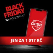 Obrázek: Honor Play jen za 1 017 Kč! CZC prodloužilo Black Friday