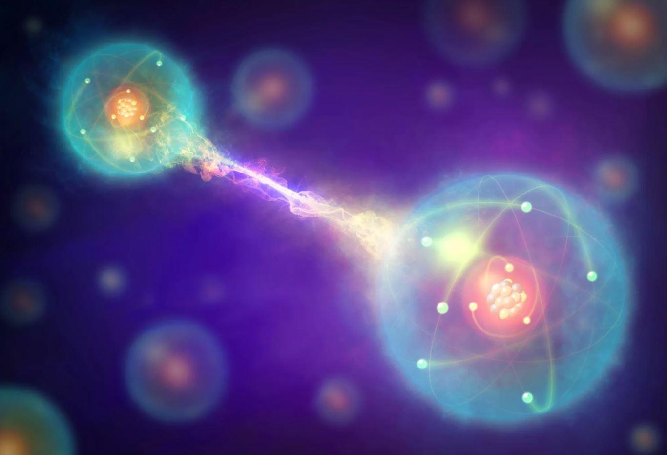 Obrázek: Schrödingerova bakterie je na dvou místech zároveň: Kvantová biologie mění chápaní fyziky a vesmíru