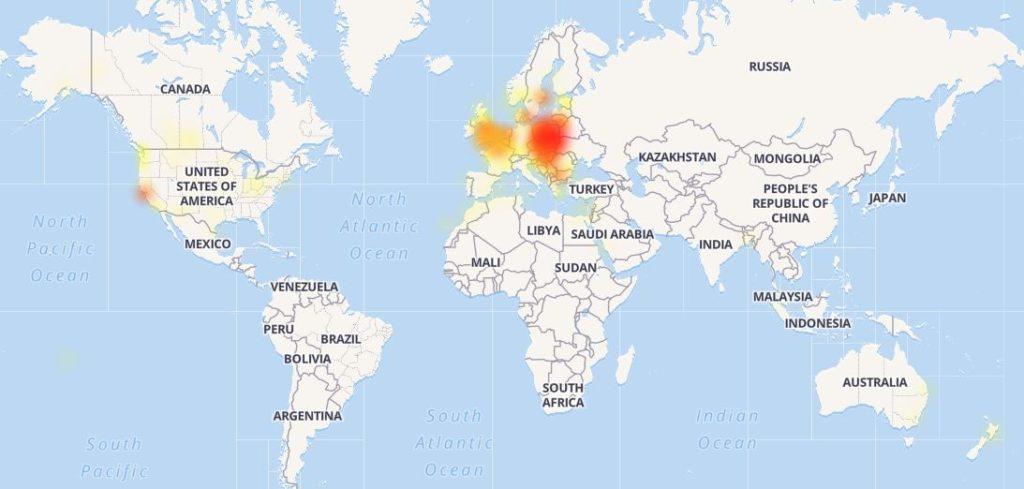 Obrázek: Facebook Messenger má celosvětový výpadek, uživatelům nefunguje a mizí jim odeslané zprávy