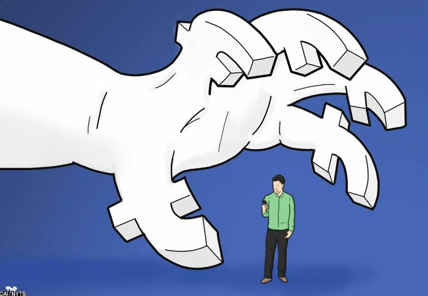 Obrázek: Pozor, moderování Facebooku může způsobit PTSD. To není vtip, moderátoři dostanou tisíce dolarů jako odškodné
