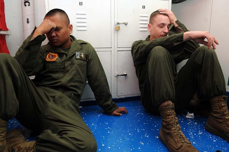 Obrázek: Nevolnost v autě, letadle i mořská nemoc budou minulostí: Umí je vyřešit chytrá čelenka armády USA
