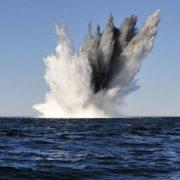 Obrázek: Sluneční erupce odpálila námořní miny v oceánu: Aktivita hvězdy spustila americké zbraně na dálku