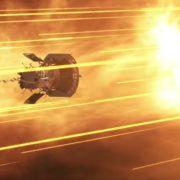 Obrázek: Sonda Parker je nejblíže Slunci v historii lidstva: Při 109 km/s jde o nejrychlejší objekt vyrobený člověkem