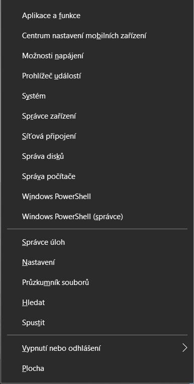 Obrázek: Klávesové zkratky ve Windows 10: Vytvoří screenshot a přepnou monitor