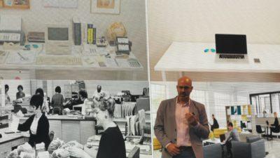 Obrázek: Workplace Hub: Kompletní firemní infrastruktura na metru čtverečním vznikala i v Brně