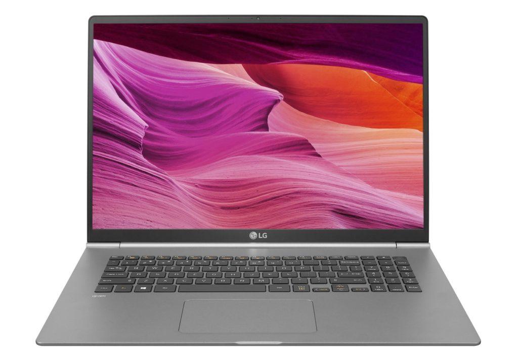 """Obrázek: LG gram 17 je nejlehčí 17"""" notebook na světě. Váží jen 1 340 gramů"""
