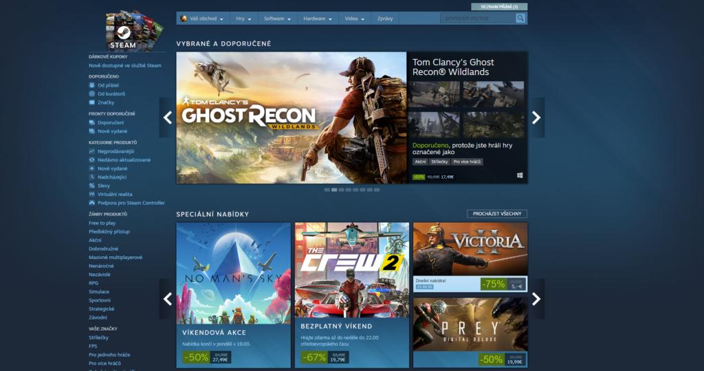 Obrázek: Ekonomická válka videoherních distribucí je tu: Epic a Discord stupňují tlak, jistotu nemá ani Steam