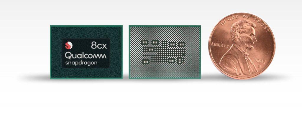 Obrázek: Zařízení s Windows 10 vydrží nabité několik dní, díky novému 7nm ARM procesoru Snapdragon 8cx