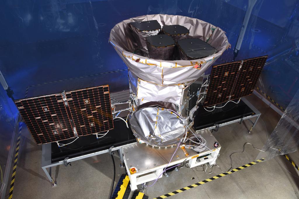 Obrázek: Sonda TESS nahradila Keplerův dalekohled. Hledá vzdálené planety vhodné k životu